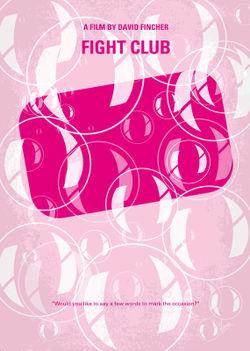 No027-my-fight-club-minimal-movie-poster