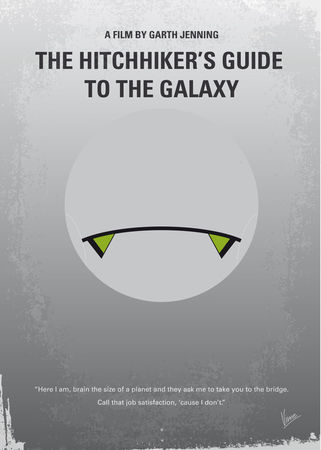 No035-my-hitchhiker-guide-minimal-movie-poster