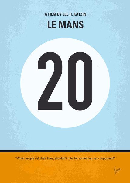 No038-my-le-mans-minimal-movie-poster