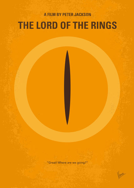 No039-my-lord-of-the-rings-minimal-movie-poster