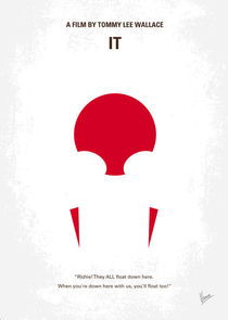 No043 My it minimal movie poster von chungkong