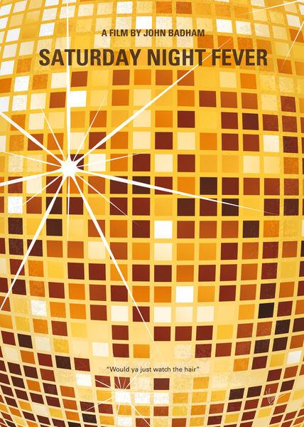 No074-my-saturdaynightfever-minimal-movie-poster
