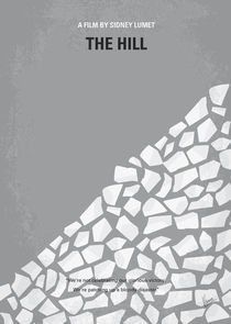 No091 My The Hill minimal movie poster von chungkong