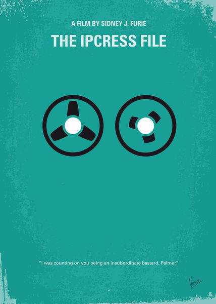 No092-my-the-ipcress-file-minimal-movie-poster
