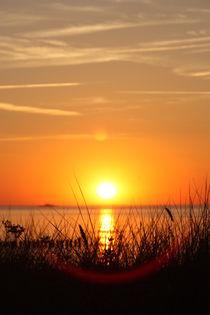 Sonnenuntergang 1 von Edeltraut K.  Schlichting
