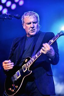 Rush: Alex Lifeson I