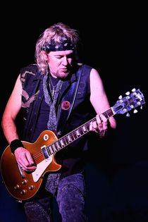 Iron Maiden:  Adrian Smith III