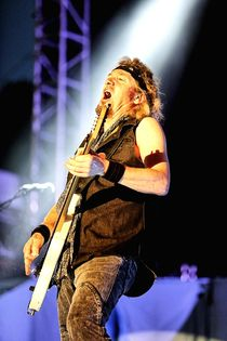 Iron Maiden:  Adrian Smith I