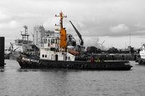 Schlepper - tug boat von ropo13