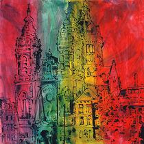 St.Nicolaas Church Amsterdam von Wim Streep