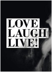 """MACHEETE POSTER """"Live"""" by macheete"""