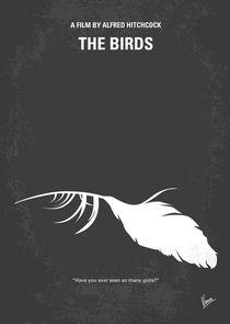No110 My Birds minimal movie poster von chungkong