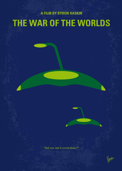 No118-my-war-of-the-worlds-minimal-movie-poster
