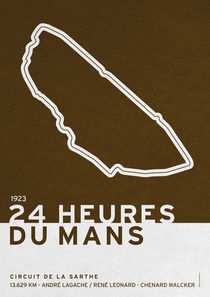 Legendary Races - 1923 24 Heures du Mans by chungkong