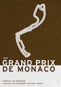 Legendary Races - 1929 Grand Prix de Monaco von chungkong