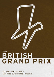 Legendary Races - 1948 British Grand Prix by chungkong