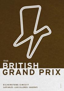 Legendary Races - 1948 British Grand Prix by chungkong