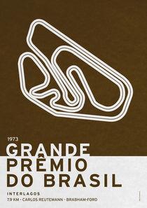 Legendary Races - 1973 Grande Premio do Brasil by chungkong