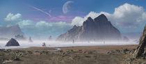 Paradise in the Mist von Tony Andreas Rudolph
