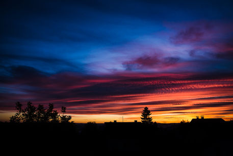 Rural-sunset