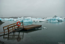 laguna glaciale - Islanda 2012 by Federico C.