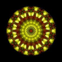 Mandala Diamant by Christine Bässler