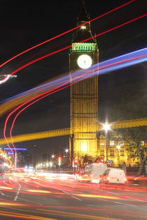 big ben traffic by Dan Davidson