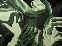 Die Hände der Ludovica Albertoni von Robert Bodemann