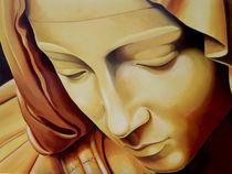 Pieta - Detail Maria von Robert Bodemann