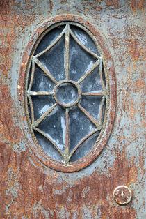 Door window - Türfenster von Ralf Rosendahl