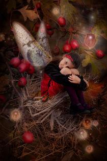 Autumn fairy by mira-arnaudova