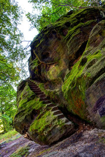 Stoneway to heaven von Wolfgang Dufner