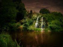 Wasserfall von Elke Balzen