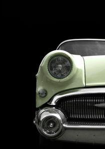 Classic Car (green) von Beate Gube