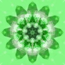 Mandala Hoffnung von Christine Bässler