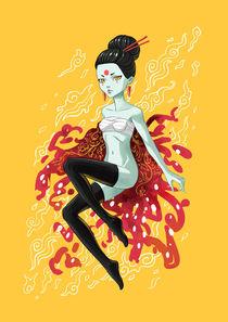 Fire Fairy von freeminds