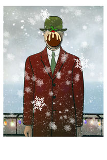 The Christmas Son of Man by Ronnie Gray