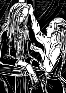 Lestat and Armand by Asta Legios
