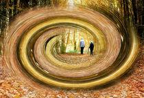 Herbststurm  von Barbara  Keichel
