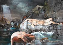 Ariadne auf Naxos by Giovanni Scifo