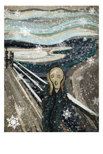 The Christmas scream by Ronnie Gray