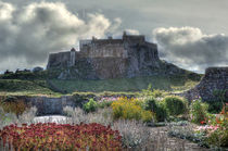 Lindisfarne Castle by Colin Metcalf