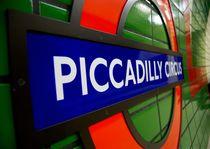 Piccadilly Circus von Valentina De Santis