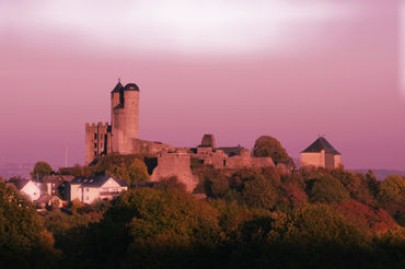 Dillenburg-sunset