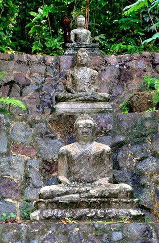 Three-buddha