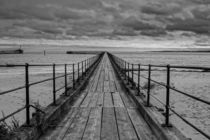 South Pier, Northumberland, UK by Mark Aynsley