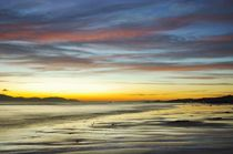 Seamill Beach at  Sunset(2) by braveheartimages