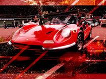 Italian Red von Robert Ball