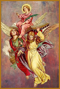 Gloria in Excelcis Deo by Marie Luise Strohmenger