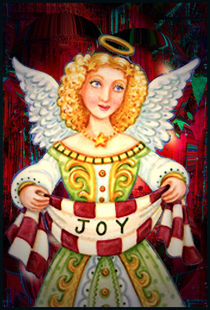 Joy to the world... von Marie Luise Strohmenger
